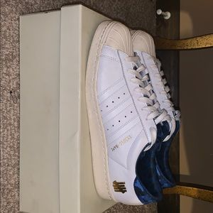 Adidas x Bape x UNDFTD Superstar 80